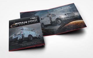 Auto Crane Titan Armor pocket folder