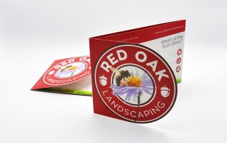 Red Oak direct mail campaign
