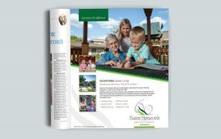 Saint Simeon's campaign ads