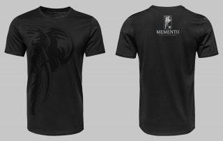 Memento t-shirt design