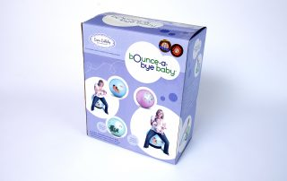 Bounce-A-By-Baby Packaging