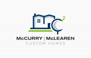 McCurry McLearen Custom Homes Logo