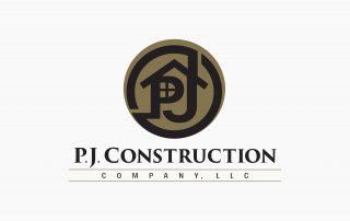 PJ Construction Logo