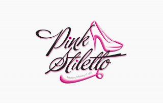 Pink Stiletto Logo