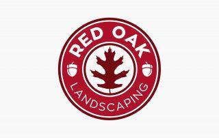 Red Oak Landscaping Logo