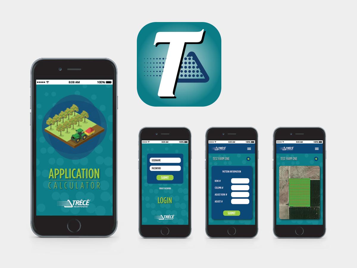 Trece field installation app